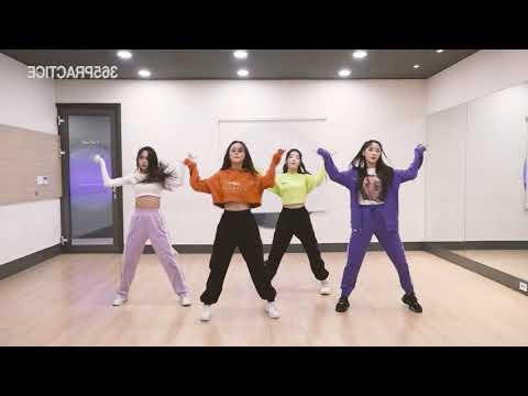 開始Youtube練舞:HIP-MAMAMOO | 個人自學MV
