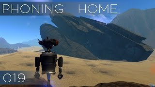 Phoning Home [019] [Das abgestürzte Raumschiff] [Let's Play Gameplay Deutsch German] thumbnail