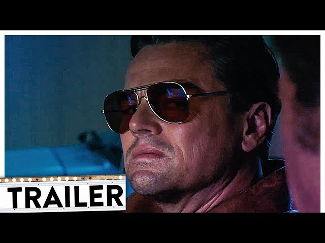 ONCE UPON A TIME IN HOLLYWOOD | Teaser Trailer Deutsch German | Quentin Tarantino