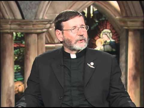 EWTN Live - Eucharistic Congress - Fr Mitch Pacwa, SJ with Fr Kevin Doran - 03-16-2011