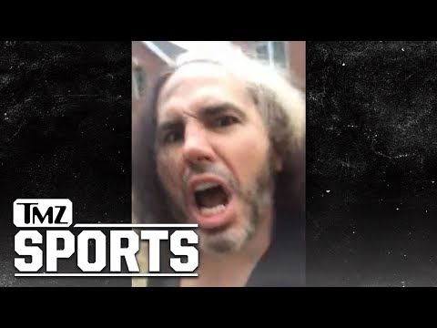 WWE's Matt Hardy: I Will DELETE Vince McMahon If He Didn't Like My 'Ultimate Deletion' | TMZ Sports
