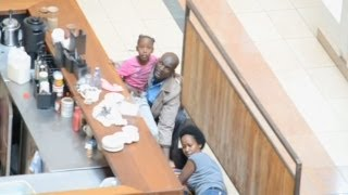 Nairobi mall attack: hostage rescued with her two children