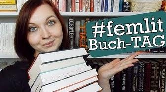 #FemLit Autorinnen-TAG | 11 Buchempfehlungen querbeet! 📚
