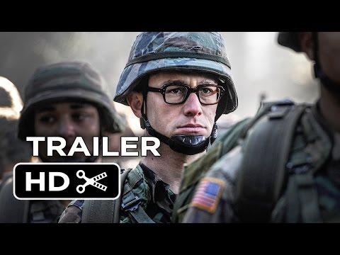 Snowden Official Teaser Trailer (2015) - Joseph Gordon-Levitt Drama HD