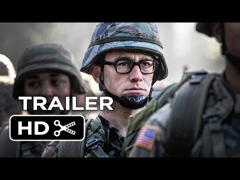 Thumbnail: Snowden Official Teaser Trailer (2015) - Joseph Gordon-Levitt Drama HD