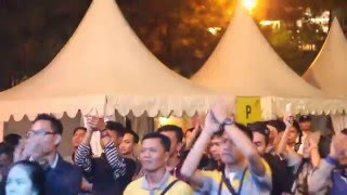 Rocket Rockers - Hari Untukmu ( Live From 40th Prodia 4th By Day Ciwalk Bandung )