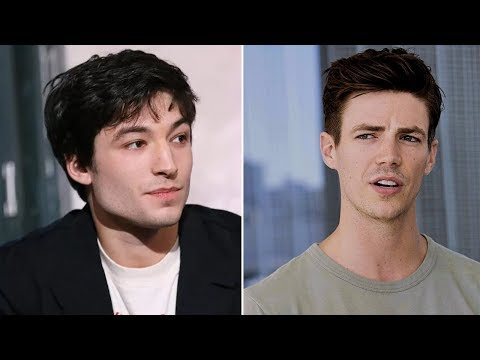 The Flash: Ezra Miller's Message For Grant Gustin