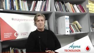 Testimonios Mayores FEGAUS | Formación para mayores | Fundación Vodafone España