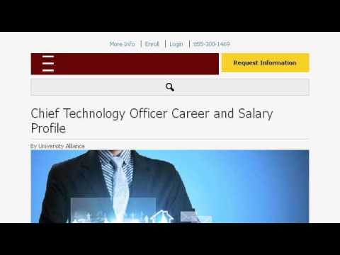 Duties Of A Chief Technology Officer
