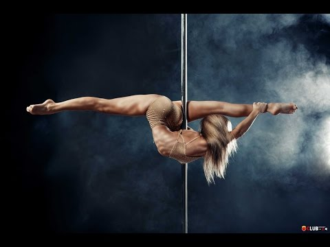 Oona Kivela Training for Workout & Pole Dancing!
