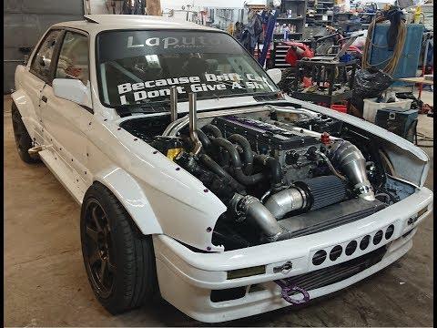 BMW E30 S38B38 Build