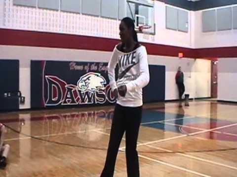 The Lisa Leslie Basketball & Leadership Academy