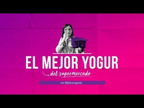'¿Cuál es el yogur más saludable?'  con Boticaria García