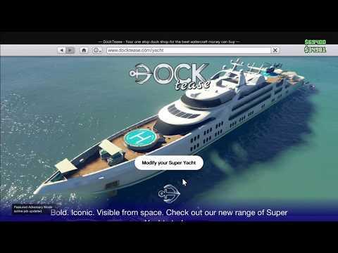 Galaxy Super Yacht: Aquarius Review