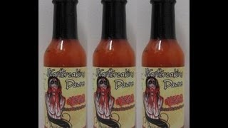 "Heartbreaking Dawns ""1841"" Ghost Pepper Sauce Review"