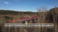 """Die Württembergische Schwarzwaldbahn - """"die spröde Schöne"""""""