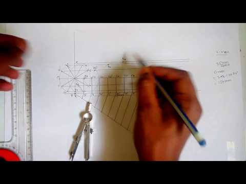 How To Construct/draw A Cycloid Full Concept[HINDI]