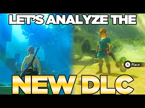 DLC Pack Analysis Breath Of the Wild - Trial of the Sword Hero