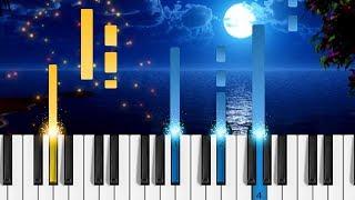 Moon River - Piano Tutorial