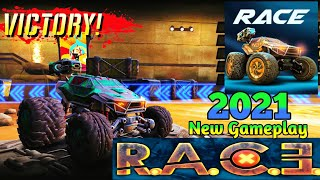 race rocket arena car extreme |race rocket arena car extreme(early access)gameplay android screenshot 4