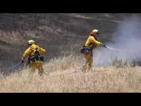 Blackhawk Vegetation Fire - June 3rd 2016