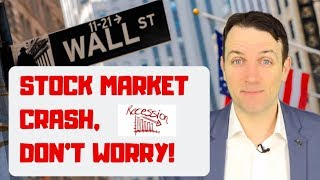 Stock Market News - Crash and Recession Ahead - So What?!