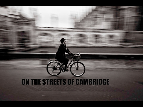Photography on the Streets of Cambridge