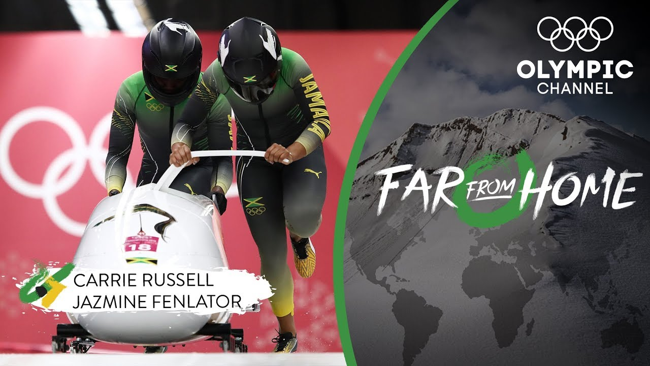 "The ""Cool Runnings"" legacy  - Jamaica's Bobsleigh team in Pyeongchang 2018 