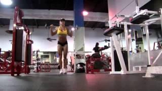 Тренировка за крака и седалище