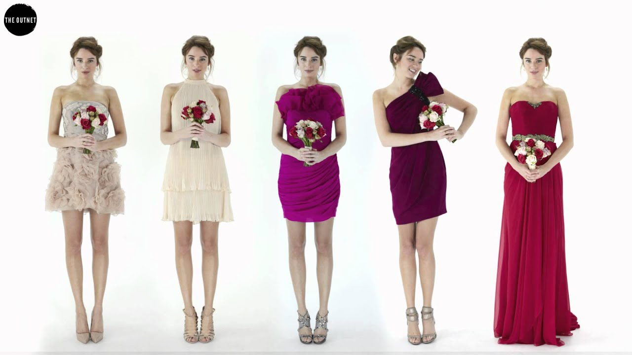 How to Wear | Modern Bridesmaid - YouTube