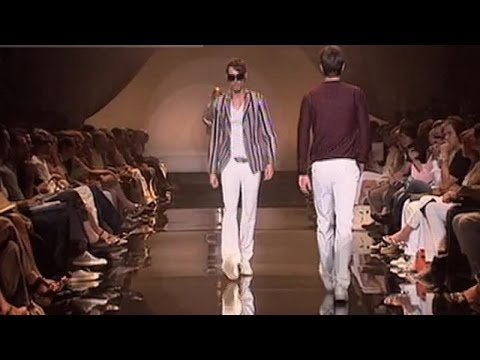 JOHN RICHMOND Fashion Show Spring Summer 2007 Menswear by Fashion Channel