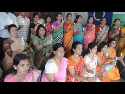 """Asha Kiran"" Project In Kolhapur Public School"