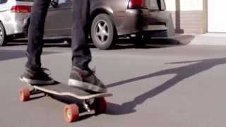 Rey Trucks- Jose Luis V-  Longboard Trick Compilation