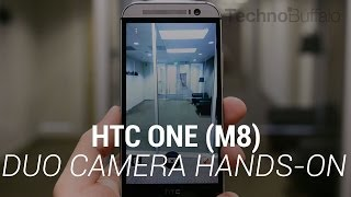 HTC One (M8) Duo Camera Hands-On