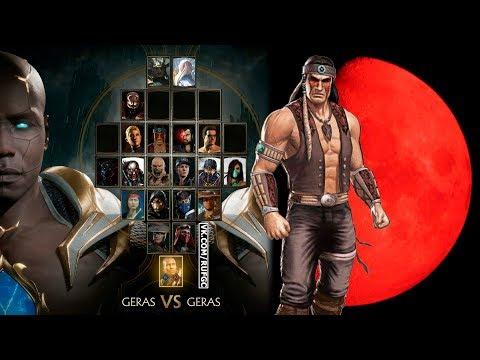 Mortal Kombat 11. Ростер 22.01.2019. Найтвульф или При чем тут Волчья Луна? thumbnail