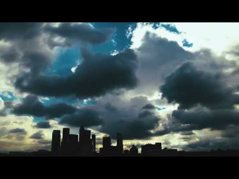 Downtown Los Angeles Timelapse Cloud Cover