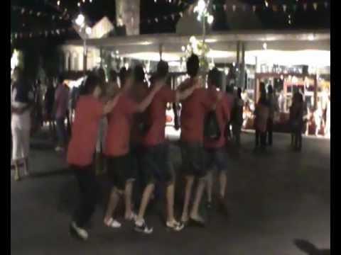 ANDORRA LA VELLA. Trobada Gegants Festa Major. 04.08.2012