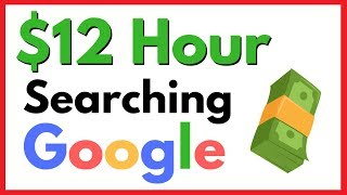 Make $12 Per Hour Searching Google {make money searching google}