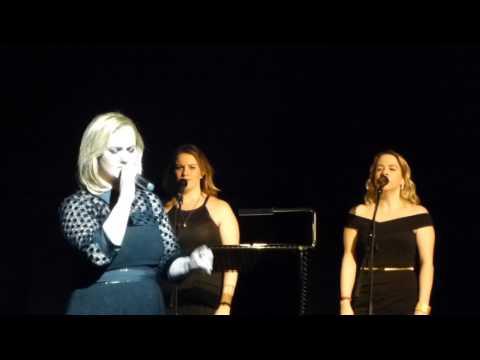 Katie Markham as Adele acoustic  Million Years Ago