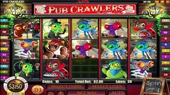 Pub Crawlers ™ free slots machine game preview by Slotozilla.com