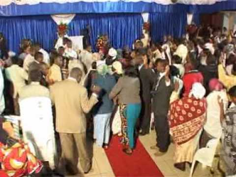 """END-TIME REVIVAL WHICH VISITED NAIROBI-Charter Hall"""