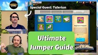 Ultimate Jumper Guide   Rise of Civilizations
