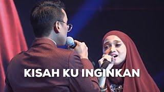 Download Lagu Hariz Fayahet & Rosa Ruslan - Kisah Ku Inginkan Cover (Originally by Tokti & Judika ) mp3