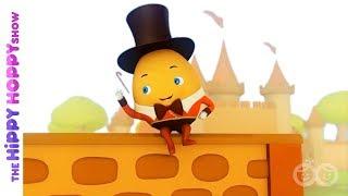 Humpty Dumpty en el muro se sento | Spanish Kids Song | Baby Songs | Hippy Hoppy Show