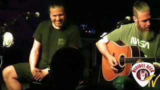 Jason Bieler & Jeff Scott Soto - On & On (Acoustic): Live at The Venue in Denver, CO.