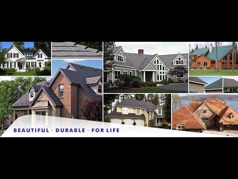 Ny Metal Roofs Rochester Ny Products Youtube