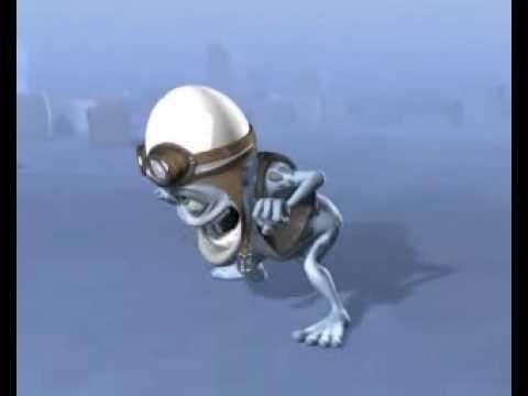 Crazy Frog Bike