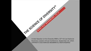 DiversityMBA Lecture