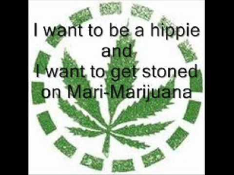 Technohead - I wanna be a hippy (with lyrics)