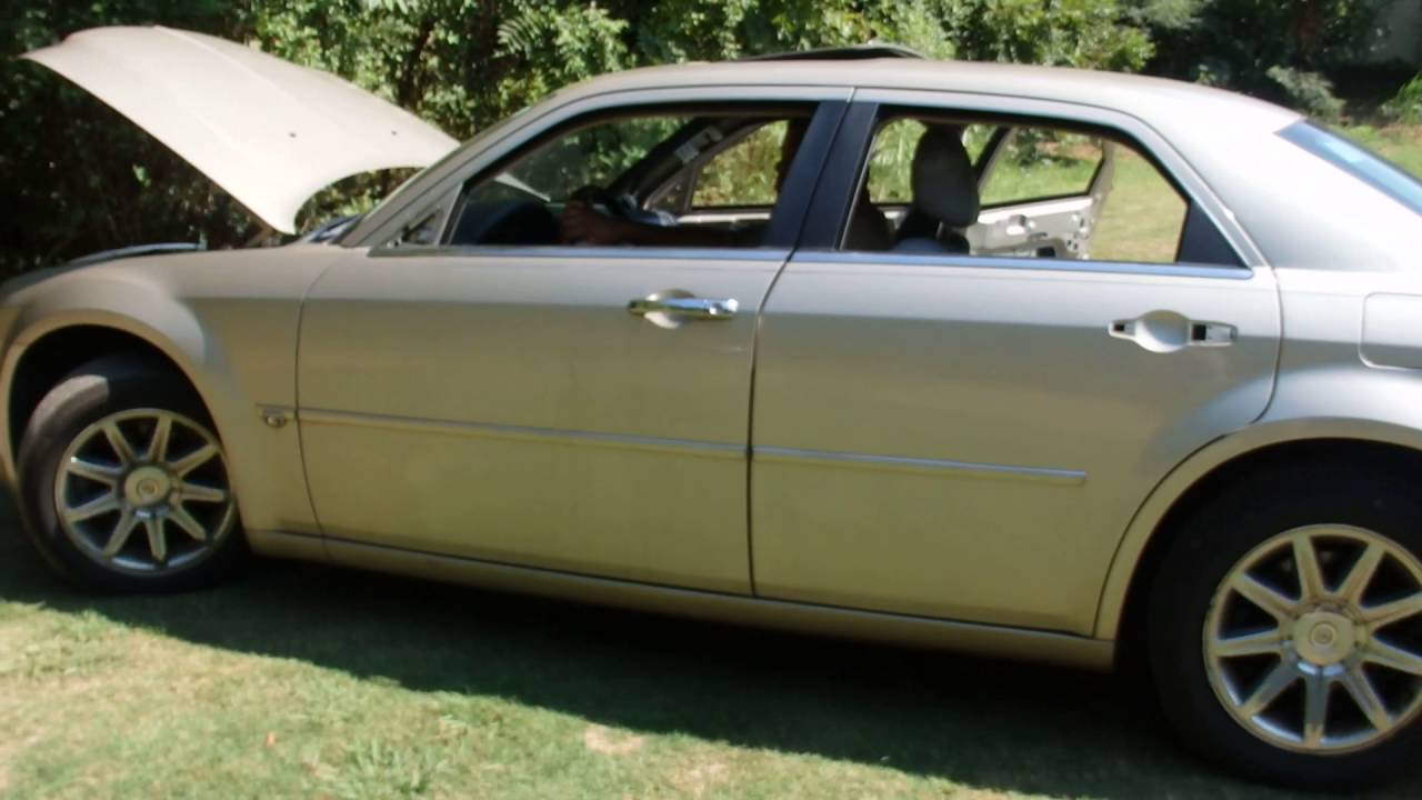 2006 Chrysler 300c 5 7l Hemi - Transmission Test
